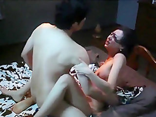 Korean movie role play sex scene