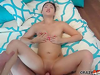 Nyomi in Naughty nyomi - CrazyAsianGfs