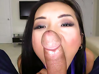 This Amateur Asian Swallows Everything!