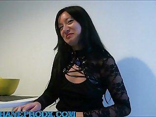 Un fan du site stephaneprodx bien gate par une asiatique