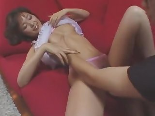 Crazy Japanese model Yua Aida in Hottest Big Tits JAV scene
