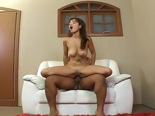 Lusty Latina Amateur After Hard Fuck