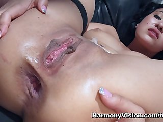 Jayden Lee in Anal Asian Nurse - HarmonyVision