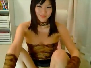 Cute chinese masturbation (nanamin)