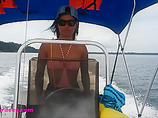 little asian spinner heather deep gives outdoor deepthroating throatpie cum swallow