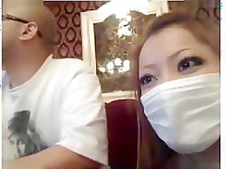 Amazing Webcam video with College, Asian scenes