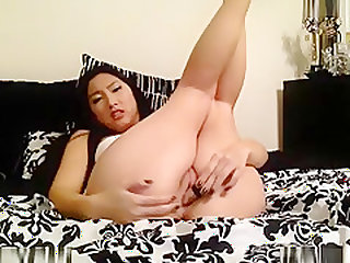 Exotic Webcam movie with Asian, Big Tits scenes